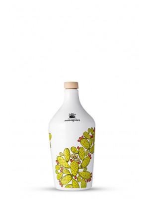 Ceramic Jar Prickly Pear 0.75