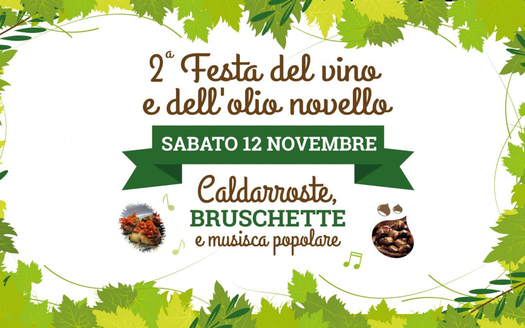 2^ Festa del vino e dell'olio novello